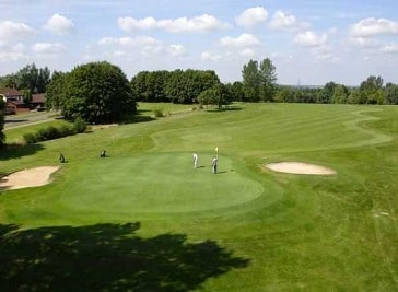 Abbey Hill Golf Centre in Milton Keynes
