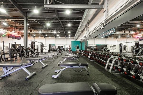 Fitness Clubs in Milton Keynes