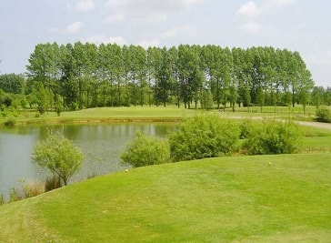 Three Locks Golf Club in Milton Keynes