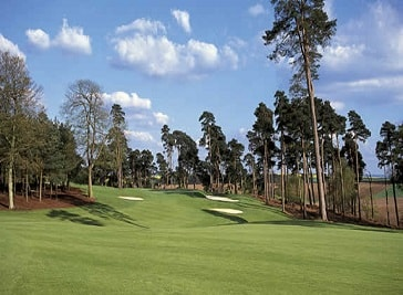 Woburn Golf and Country Club in Milton Keynes