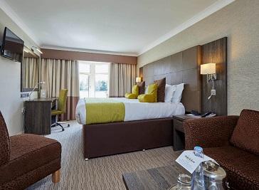 Hotel Mercure Milton Keynes Abbey Hill in Milton Keynes